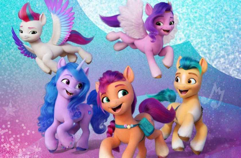 My Little Pony: A New Generation - Trailer e data d'uscita