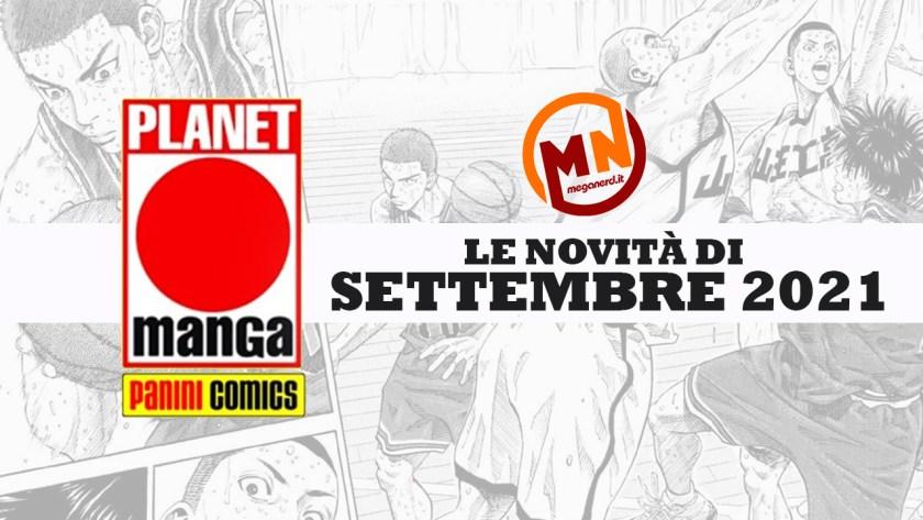 novità planet manga settembre