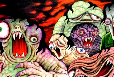 Dynit Manga - In arrivo I Maestri del Manga Horror