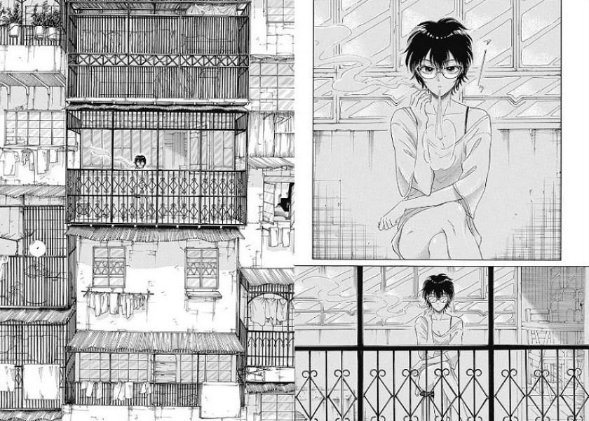 Kowloon Generic Romance: l'inframondo romantico di Jun Mayuzuki