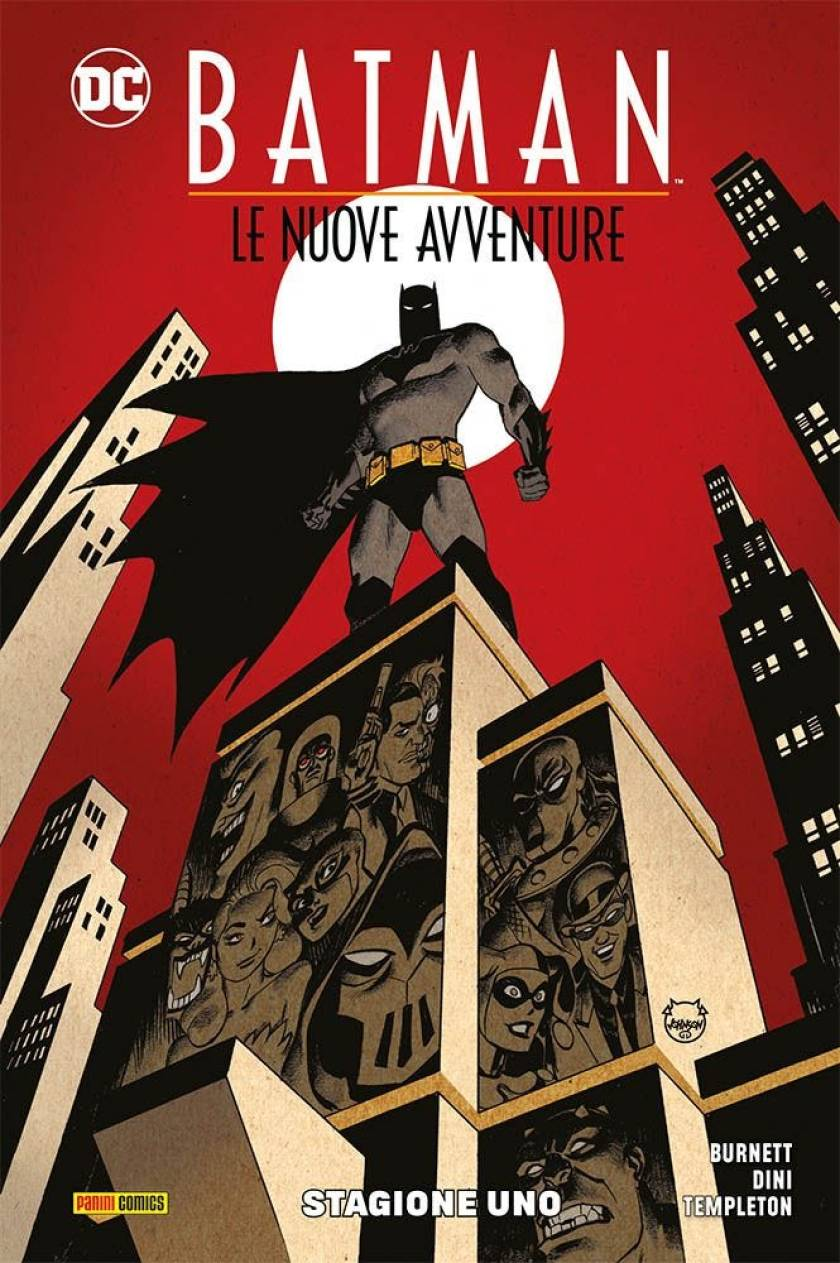 Batman_Le nuove avventure