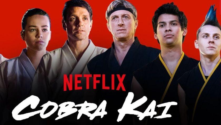 Cobra Kai – Il teaser trailer della quarta stagione