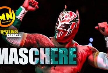 copertina wrestling vintage maschere 2