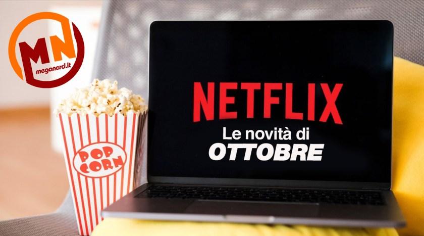 novità netflix ottobre 2021