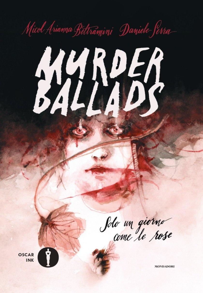 MurderBalladsCover