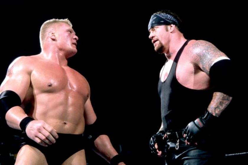 brock undertaker