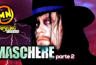 copertina wrestling vintage maschere parte 2