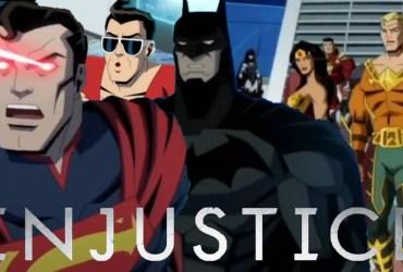 Injustice - Trailer e Anticipazioni del nuovo film animato DC