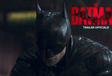 the batman trailer ufficiale