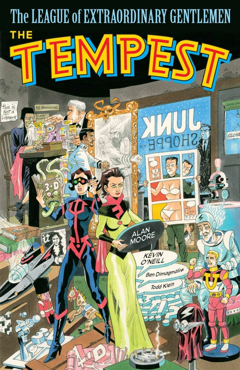 the tempest alan moore