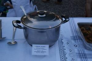 Από την εκδήλωση:Μεγανησιώτικη κουζίνα!