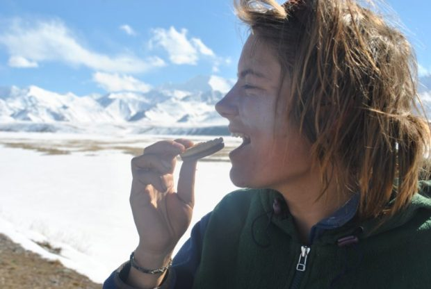 We generally agreed that sandwich cookies were a need, not a want, on the Pamir Highway.