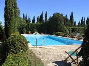 France-villa pool