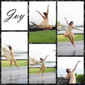 Dance Collage, Megan Joy Chapman