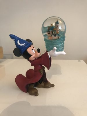 Fantasia Mickey Mouse Disney Ornament