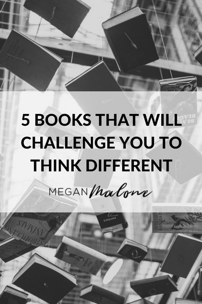 Books that will challenge you