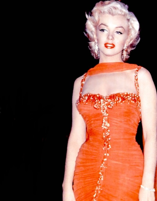 Marilyn in Gentlemen Prefer Blondes (1953)