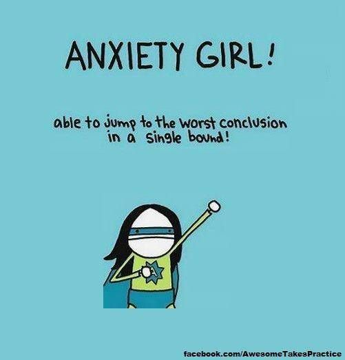 Image result for crazy anxiety