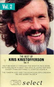 The Best of Kris Kristofferson Vol 2
