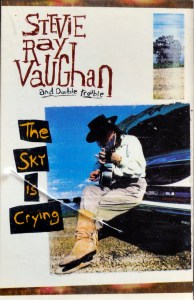 Stevie Ray Vaughn The Sky Is Crying