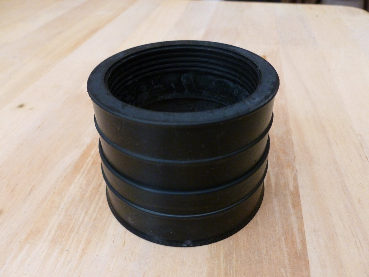 Plastic Part Amp Rubber Adapter Megapower