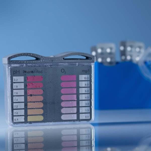 Pooltester pH ja happi mittalaite