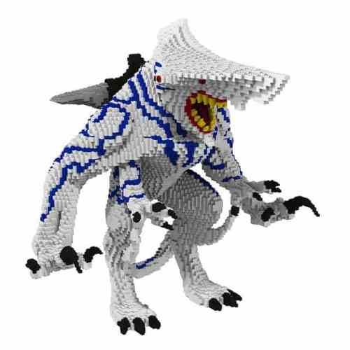 Kaiju-Lego