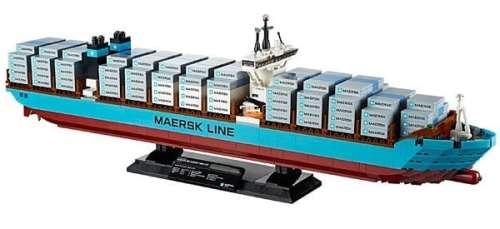 LEGO-10241-Maersk-Line-Triple-E-Container-Vessel