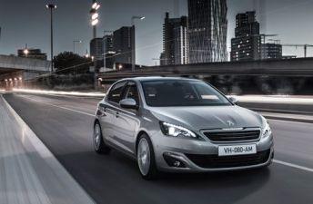 El nuevo Peugeot 308 es el Auto del Año en Europa