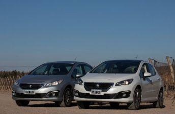 Peugeot 308 y 408: los cambios técnicos y de equipamiento