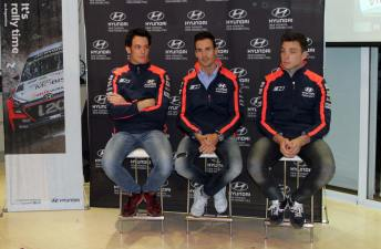 La intimidad de los pilotos del Hyundai Shell World Rally Team