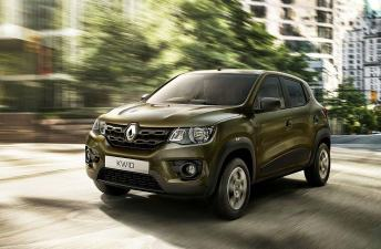 Confirmado: el Renault Kwid será brasileño