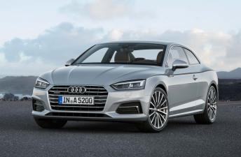 Así es la nueva generación del Audi A5 Coupé