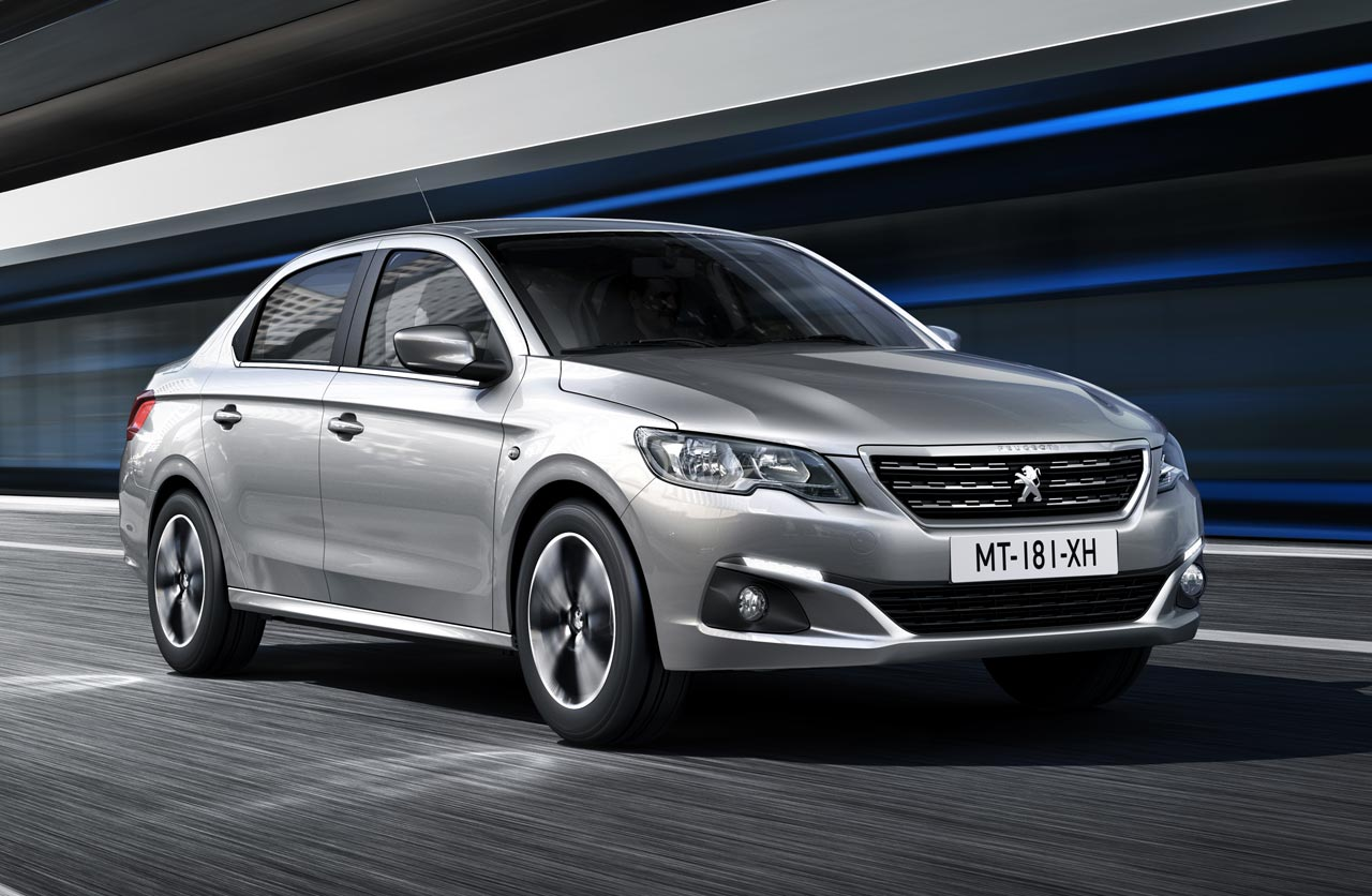 Nuevo Peugeot 301
