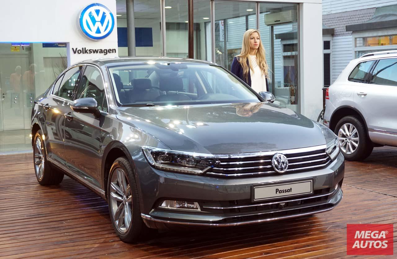 Lanzamientos Volkswagen