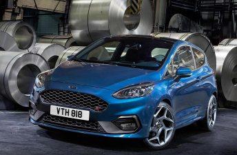 El nuevo Ford Fiesta ST apuesta por los tres cilindros