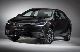 El renovado Toyota Corolla, cerca del debut local