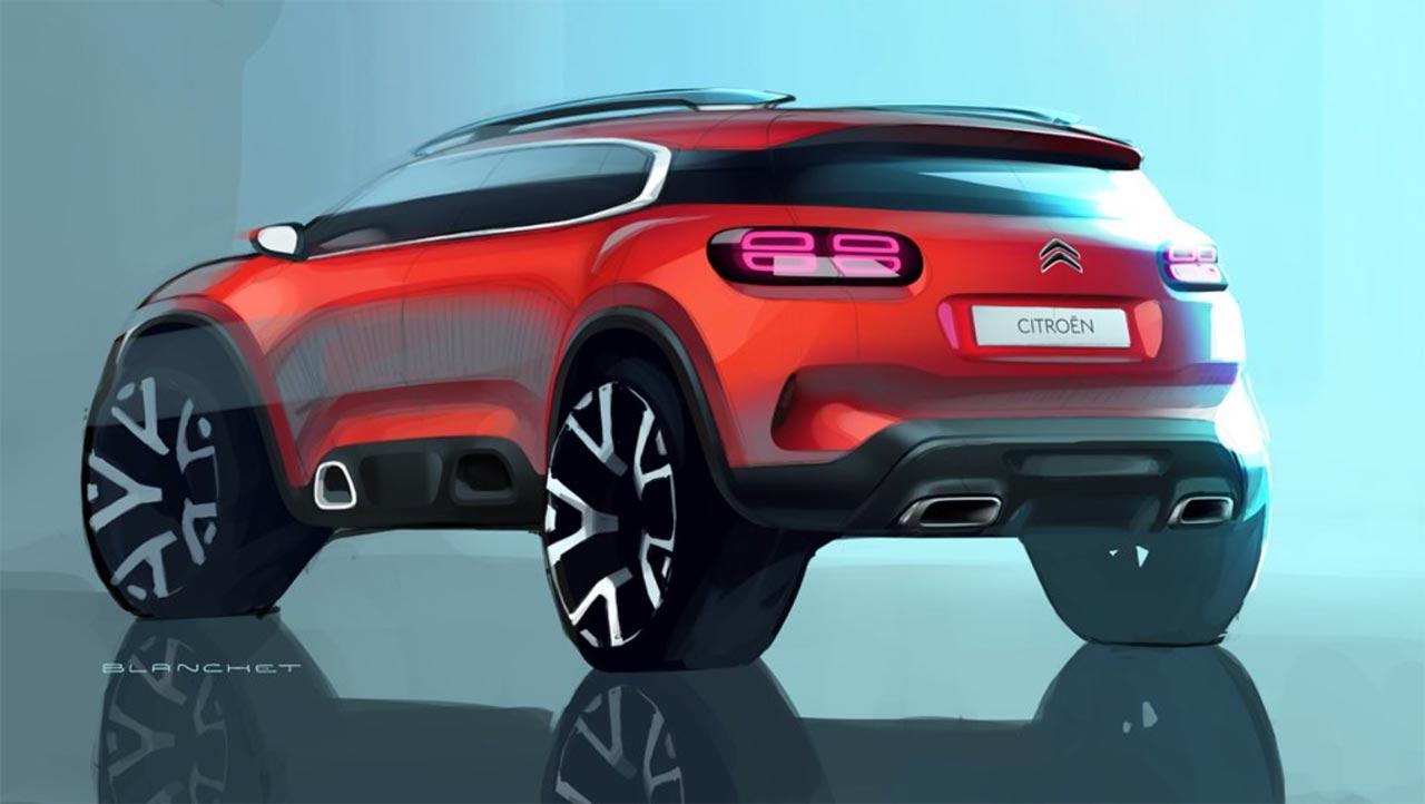 Citroën próximo SUV