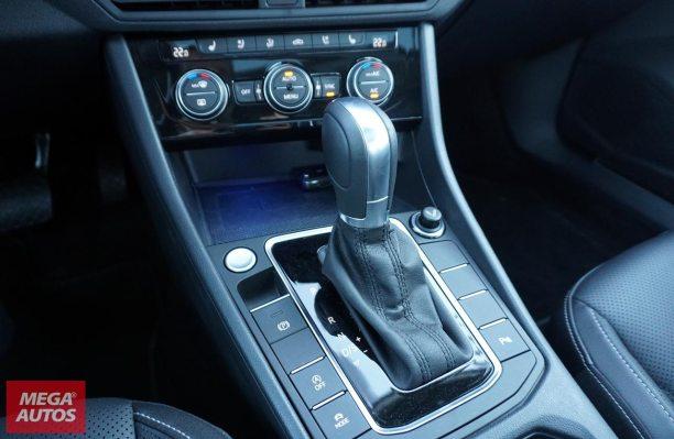 Interior Nuevo Volkswagen Vento