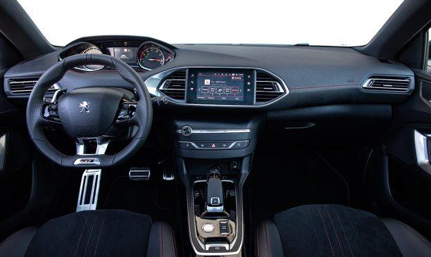 Interior Peugeot 308 S GT