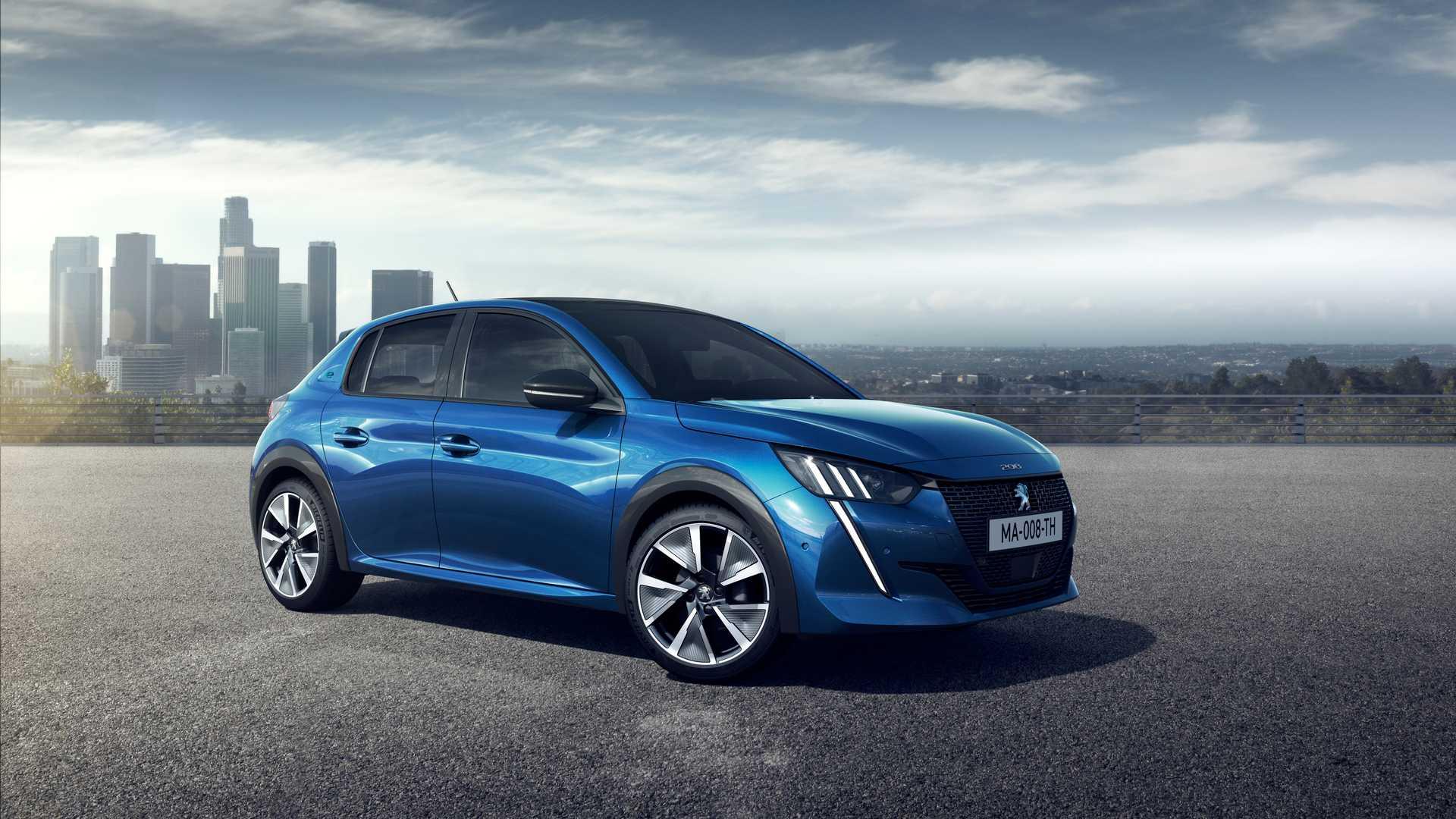 Oficial El Nuevo Peugeot 208 Mega Autos