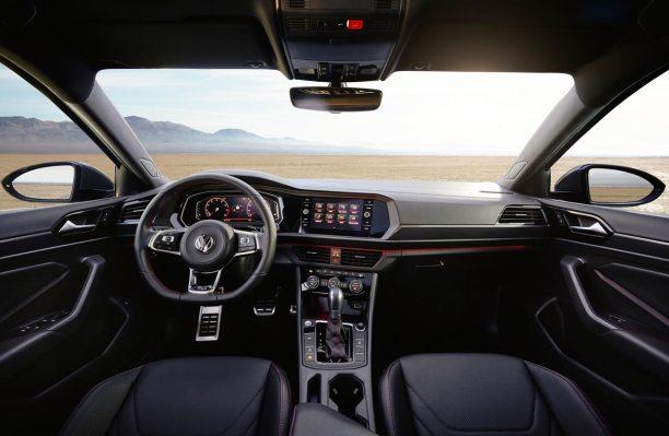 Interior nuevo Volkswagen Vento GLI