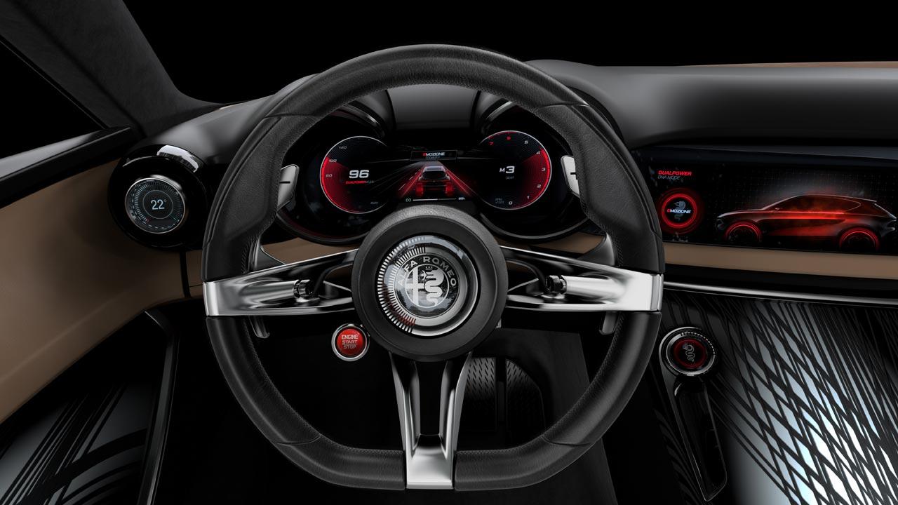 Con Un Nuevo SUV Alfa Romeo Debuta Con Los Hbridos