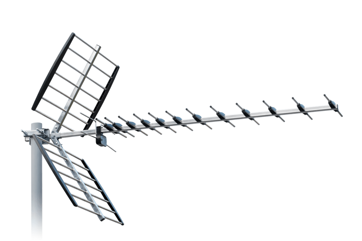 Why Don T All Tv Antennas Pick Up Uhf And Vhf