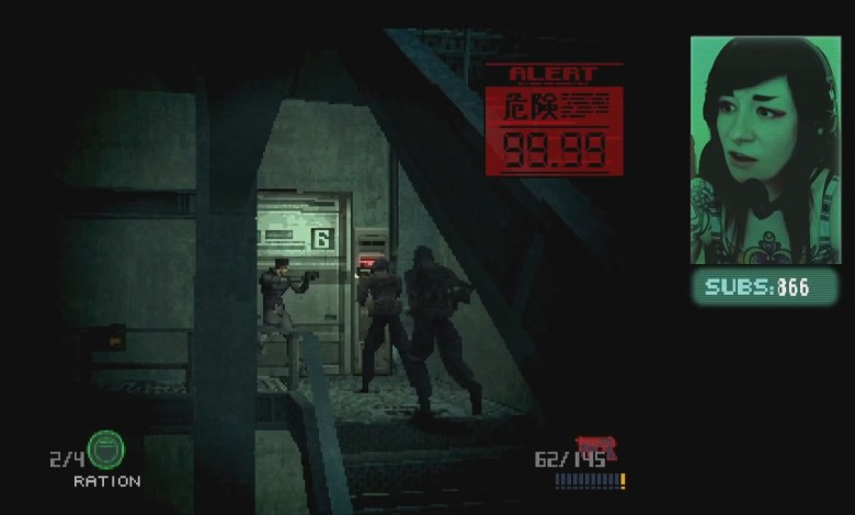 Metal Gear Solid Boba Skip Glitch