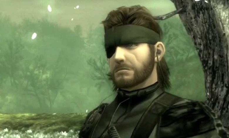Metal Gear Solid Snake Eater