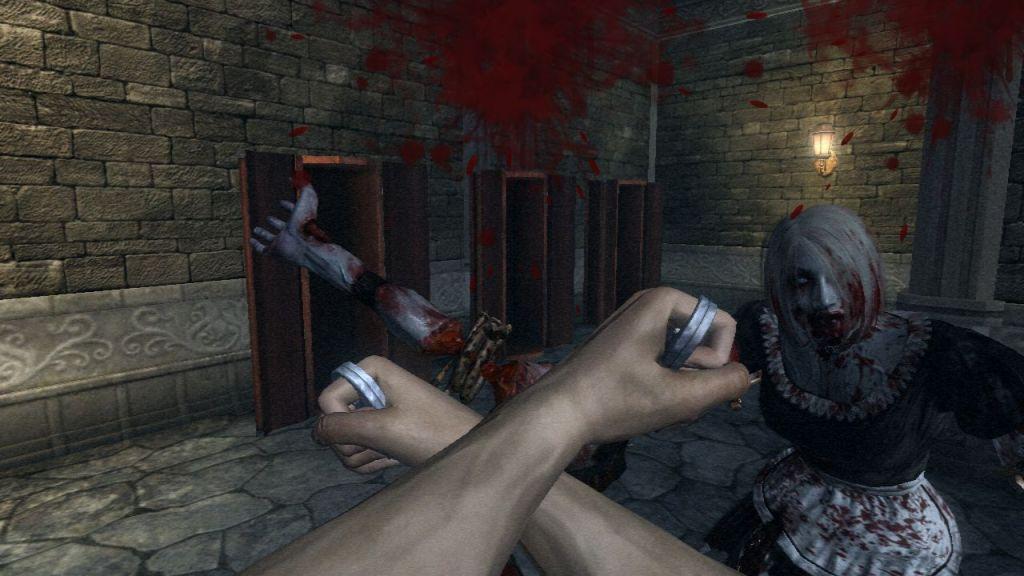 Rise of nightmares fight scene