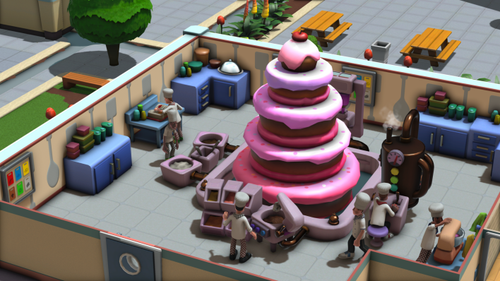 Gastronomy Class Two Point Hospital