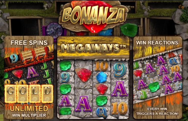Bonanaza Megaways No Download Slot