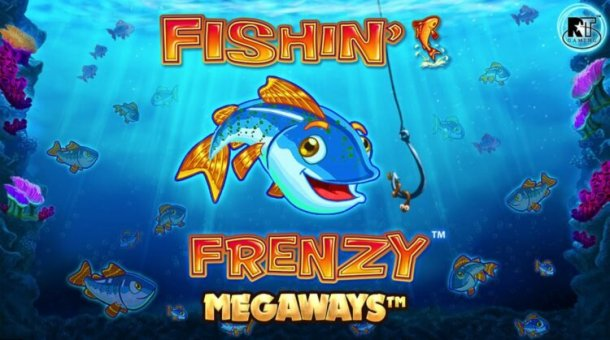 fishing frenzy megaways slot
